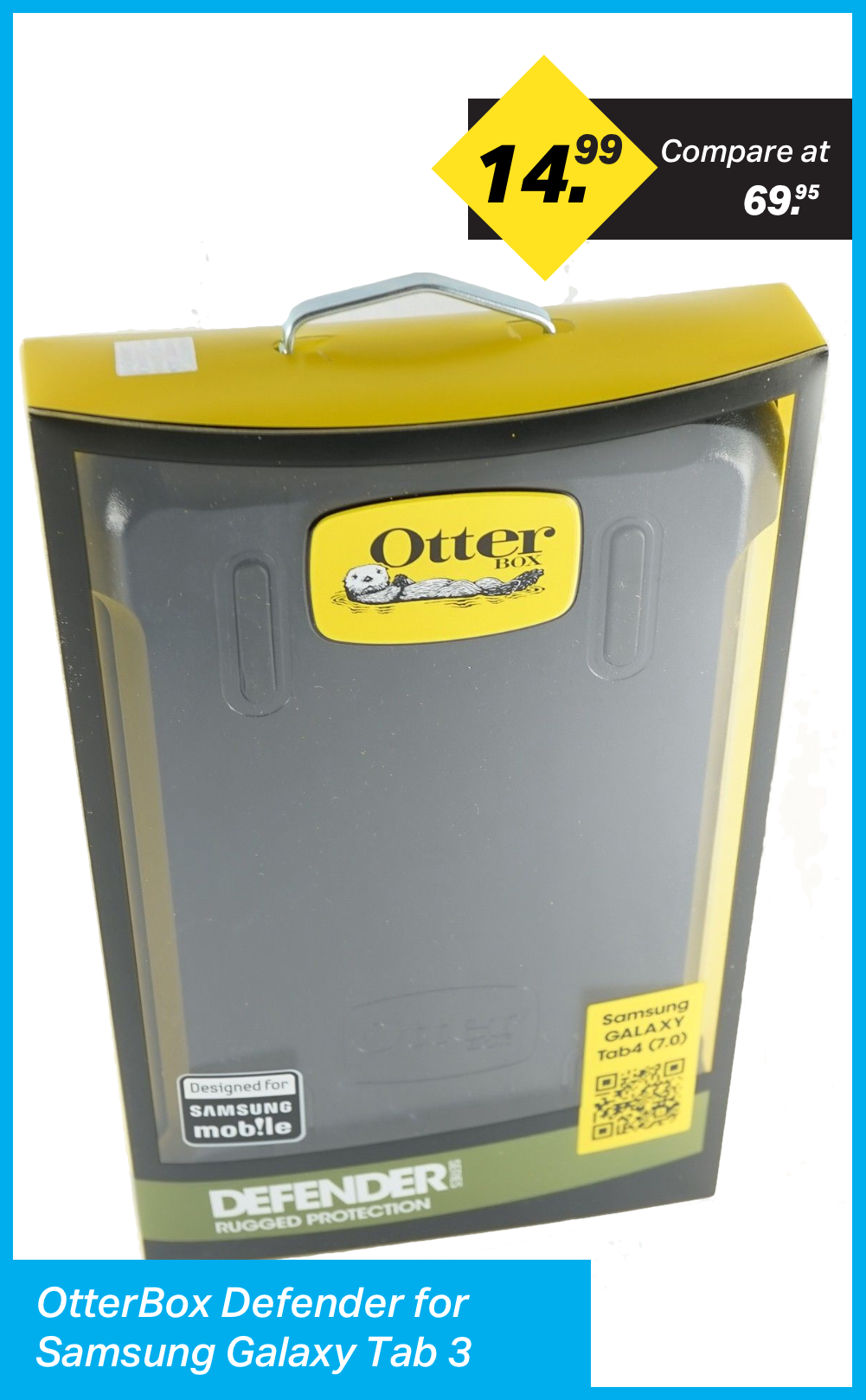 OtterBox Case for Samsung Galaxy Tab3 7''